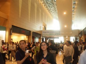 More than 20,000 visitors and buyers visit TIFS 2014.