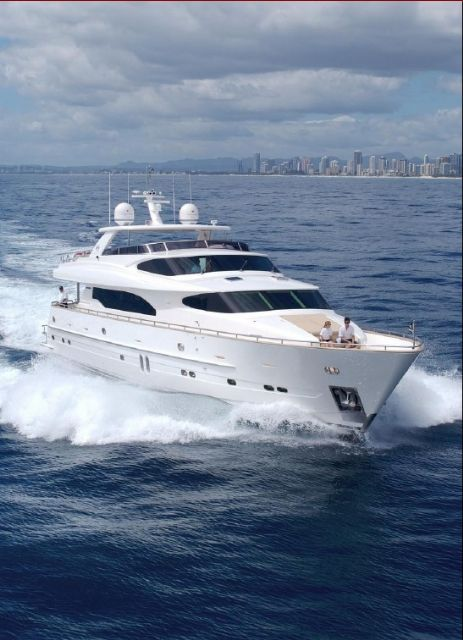The global market for yachts is expected to keep growing after a significant recession beginning in 2009.