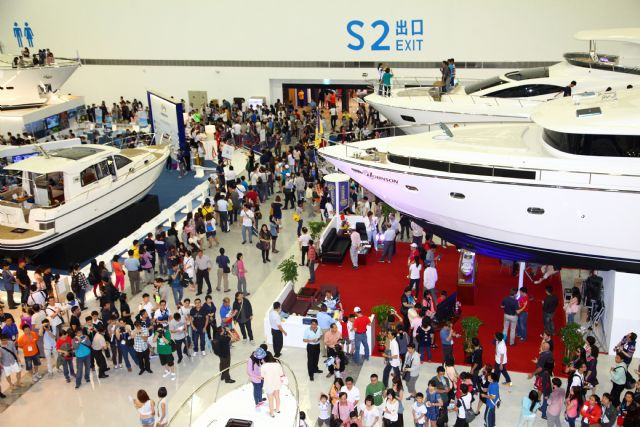 The first TIBS proved to be a resounding success for Taiwan's yacht industry.