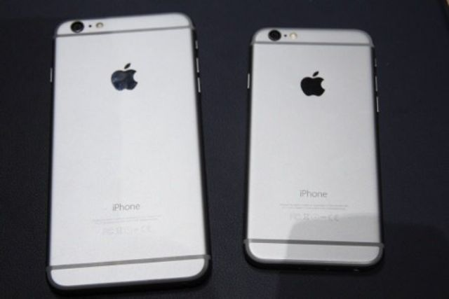 Apple's iPhone 6 has been a top seller worldwide since launched in mid-September 2014 (photo courtesy of UDN.com).