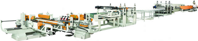 Poly Machinery is noted for its strong capability in developing XPS plank making machines.