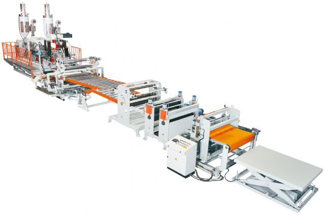 Leader Extrusion is Taiwan's largest supplier of extrusion lines for baggage production by market share.