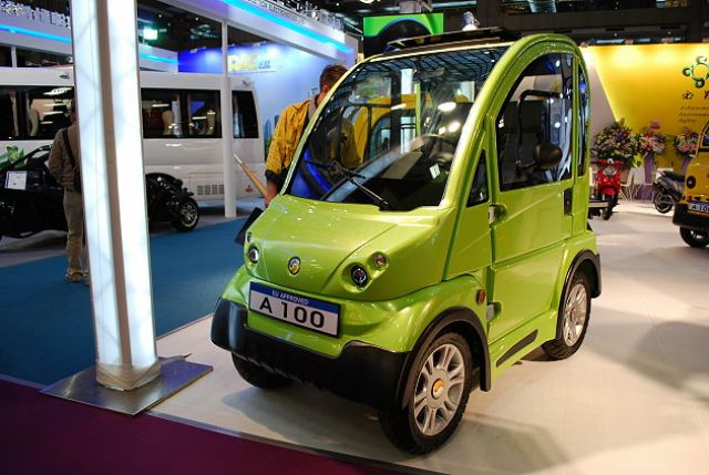 Pihsiang also produces EVs. (photo from UDN)