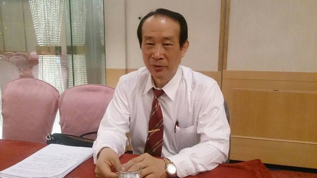 Anchor Chang, new chairman of TIFI as well as owner of Anchor Group and vice chairman of Formosan Association for Promotion of Oral Biotechnology and Medical Devices, talks about Taiwan's fastener industry in an exclusive interview with CENS.