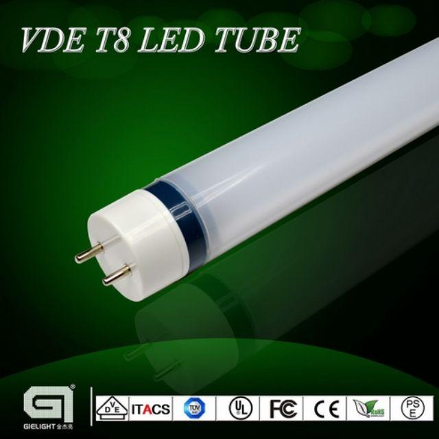 VDE T8 LED Tube