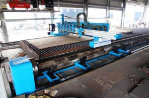 CNC cutting and drilling machines