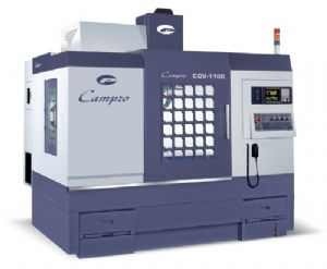 CPV series of vertical machining centers
