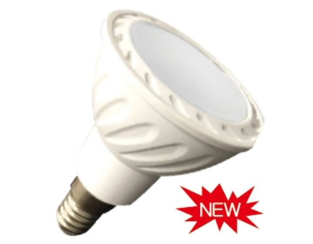 A sample LED bulb from LAC Opto.