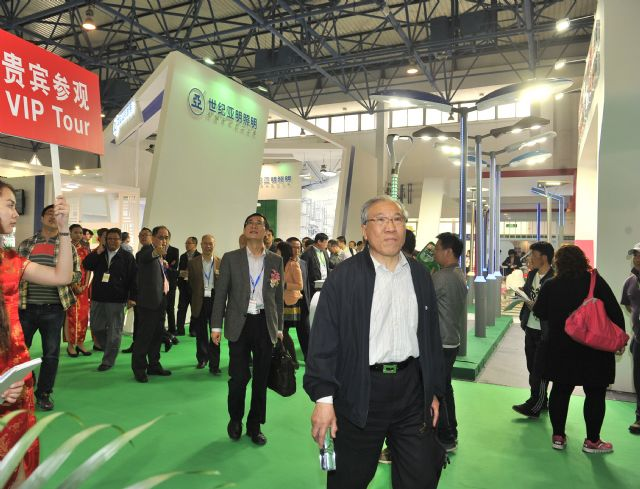 China Lighting Expo has seen turnout steadily grow for the years.