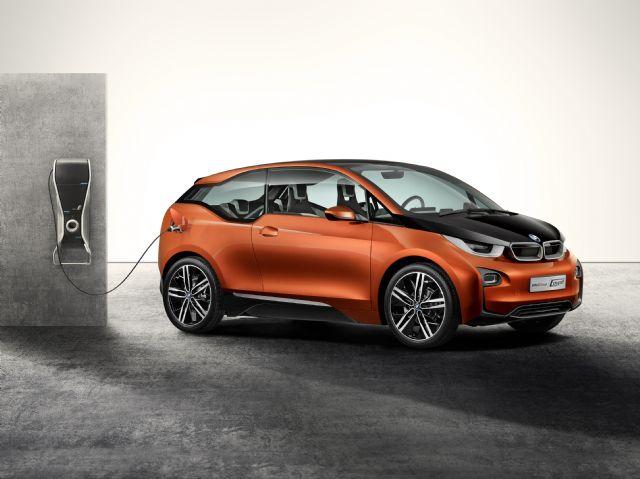 BMW i3 BEV. (photo from BMW)