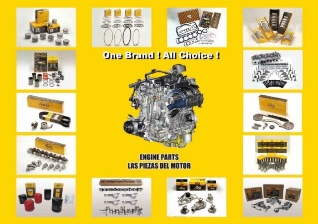 Various auto parts from Tedsco Inc.