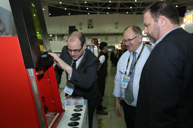 TIMTOS 2015 draws 7,130 foreign buyers.