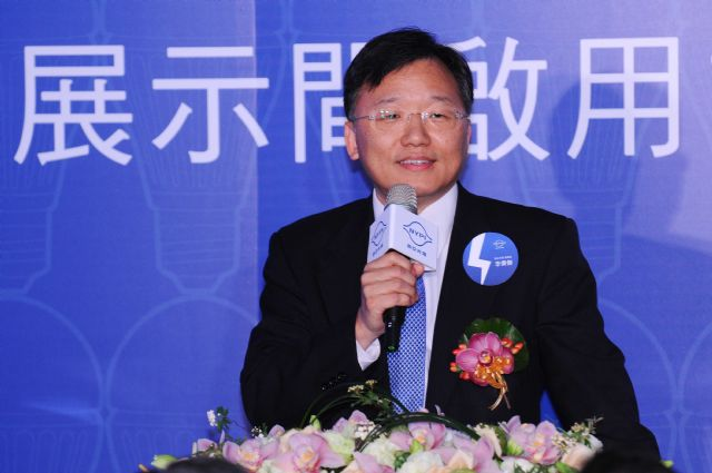 B.J. Lee is cautious about LED market this year.