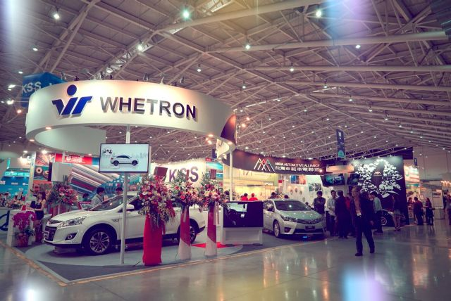 Whetron Electronics, a major automotive-electronic Original Equipment (OE) supplier in Taiwan, showcases the AAA concept at 2015 AutoTronics Taipei.