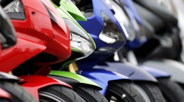 A total of 250,080 powered-two and three-wheelers were registered during the first three months of 2015 in EU, representing a 0.2% YoY decrease. (photo from Internet)