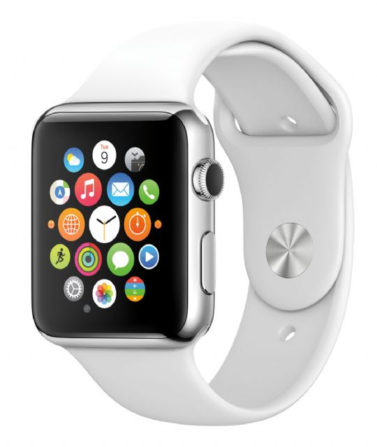 Quanta is scheduled to start volume shipments of Apple Watch in June. (photo from Internet)