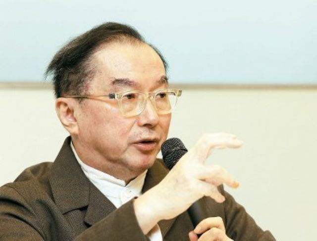 Barry Lam, chairman of Quanta. (photo from UDN)