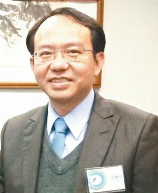 Yu Wei-bin, chairman and president of iST of Taiwan,  recently set up a joint venture with DEKRA of Germany to tap  automotive testing and certification business in Europe. (photo from UDN)