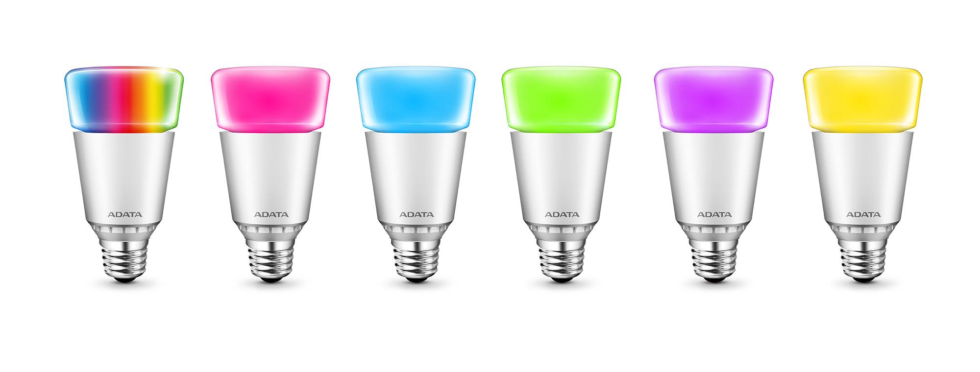 ADATA's AURA RGB bulb
