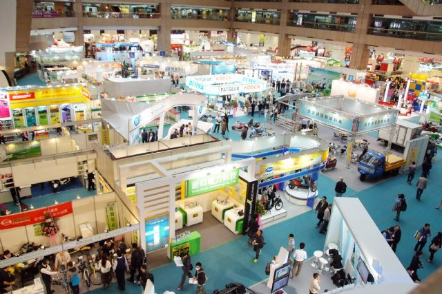 The 2015 5-in-1 mega show sets a record as the largest held in Taiwan with 1,401 exhibitors manning 3,816 booths.