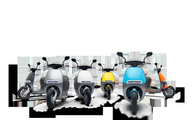 Smartscooter, a high-performance, battery swappable, smart electric vehicle to run on the Gogoro Energy Network, will be sold in Taiwan from late July. (photo from Gogoro)