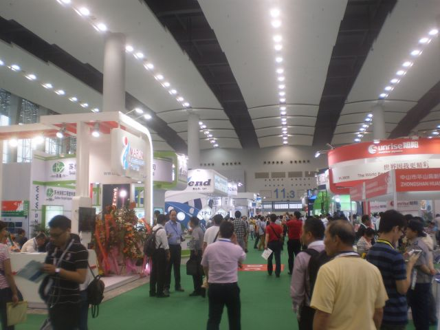 More than 3,200 exhibitors demonstrate the latest plastic and rubber materials, as well as related machinery.