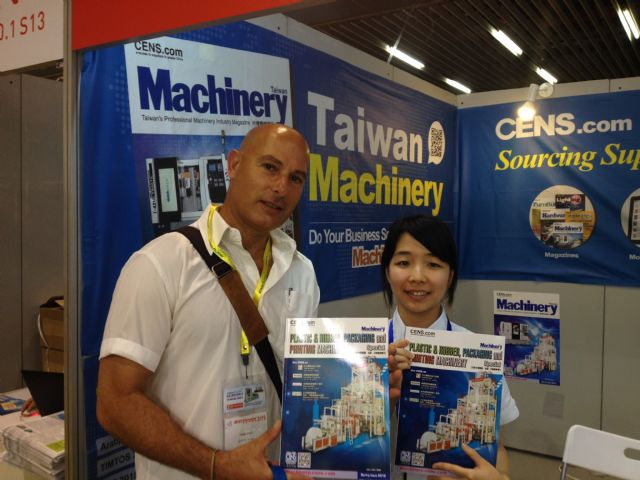 CENS publications continue to be popular with foreign buyers.