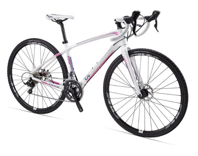 """A high-end model specifically designed for female cyclists under Giant's """"Liv"""" sub-brand. (photo from Giant)"""