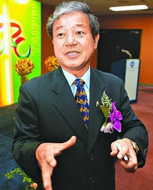 Yang Yin-ming, chairman of Kenda, a major tire maker headquartered in Taiwan. (photo from UDN)