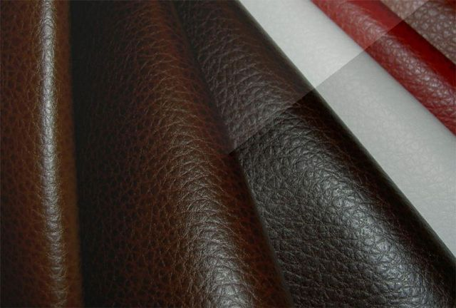 The FORDBID SRT PVC upholstery made by Taiwanese petrochemical maker CGPC. (photo from Internet)