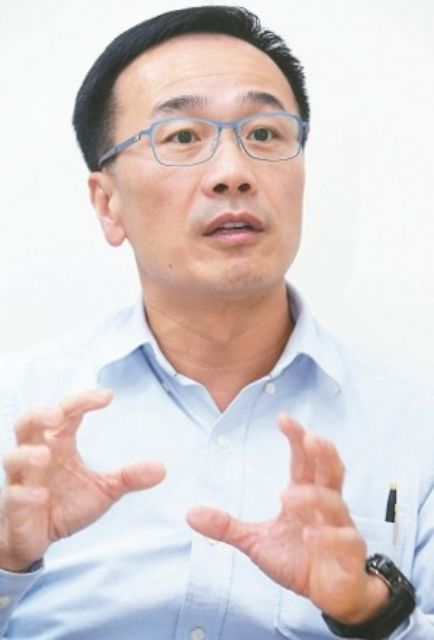 Thomas Fann, Taiwanese president of Ford Lio Ho, suggests Taiwanese players with interest in telematics to learn more about industrial trends rather than get up on the podium to effectively tap the global supply chains. (photo from UDN)