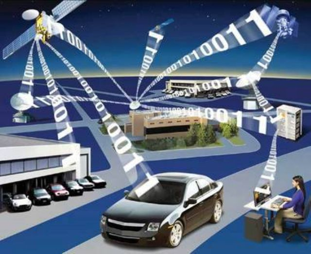 Telematics is a hot topic in the automotive industry. (photo from Internet)