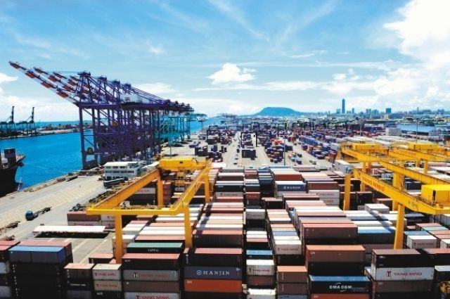 Taiwan's export orders dropped year-on-year for the fifth consecutive month in June (photo courtesy of UDN.com).