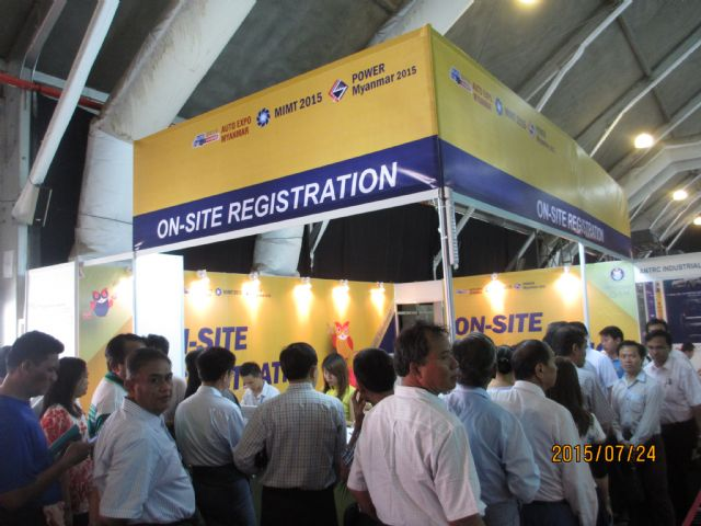 TAITRA reports 4,338 buyers from 14 countries attended the trade fairs. (photo courtesy of TAITRA)