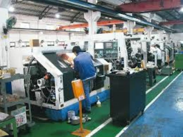 Taiwanese machine tool suppliers suffer from devalued Japanese yen and Korean won. (photo courtesy of UDN.com)