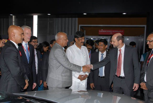 CeBIT India 2014 attracts over 9,000 global buyers.