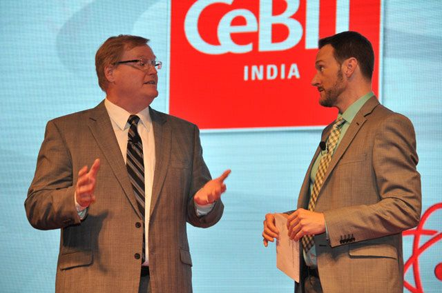 CeBIT Global Conference 2014's lineup of keynote speakers from globally known ICT firms shed light on market trends.