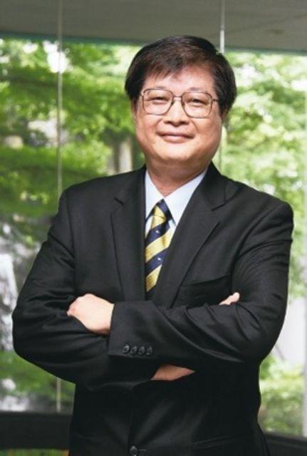 Shih Mu-piao, president of Chunghwa Telecom of Taiwan.