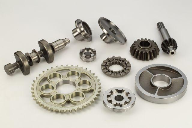 Guan Yu's industrial gears