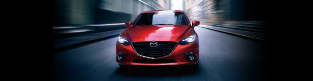 Mazda Taiwan rises to No. 4 by selling 1,335 imported Mazda 3 compact sedans in Taiwan in July. (photo from Mazda)