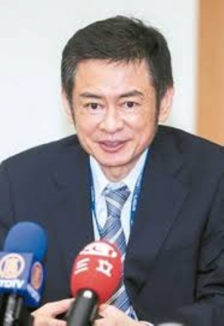 Largan CEO E.L. Lin (photo courtesy of UDN.com)