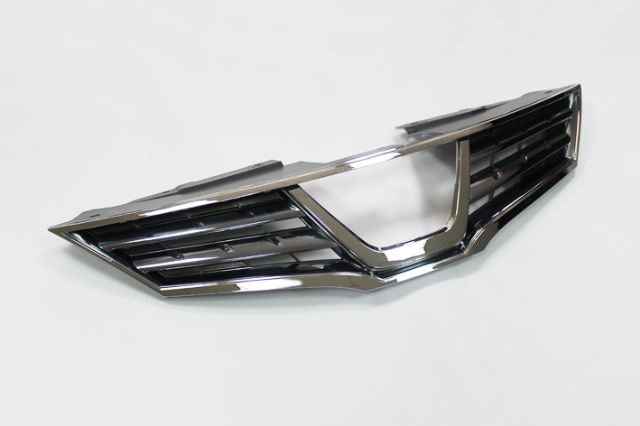 A sample product by Soun Miin, which specializes in  designing, developing and producing plastic-injected, especially chrome-plated items.