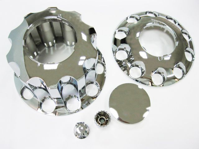 The firm also offers chrome-plated parts and accessories for trucks.