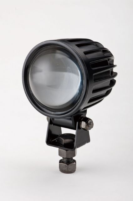 Macrosupply's newly developed LV412 Blue Spotlight (12-80V DC) is expected to be a big market success.