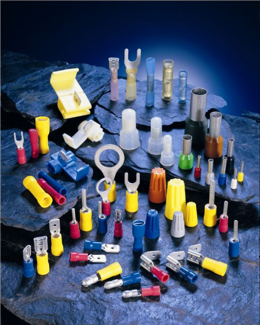 The ISO 9001-approved Jeesoon supplies wide-ranging terminal and connector products.