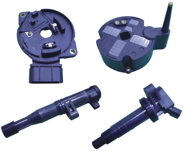 Examples of ignition system parts from Taiwan Ignition System Co., Ltd.