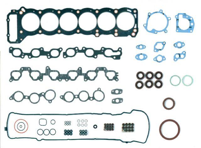 Full gasket set for Toyota engine 1FZ-FE (OEM number: 04111-66030).
