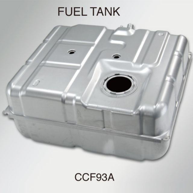 A high-quality and precision-made gas tank from  Chyuan Chang.