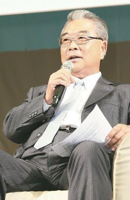 CNFI Chairman H.S. Hsu.