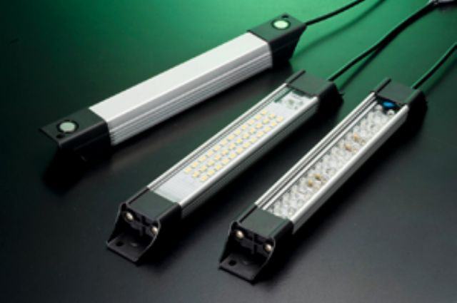 Samples of LED work lamps from Eminent Main Industry.